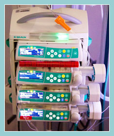 Photo of an Infusion Pump.