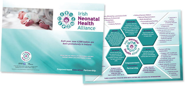 Image of INHA information leaflet - Clicking Here downloads the leaflet in PDF format